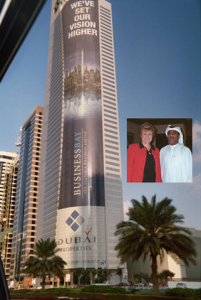 Dubai - Linda and Ali